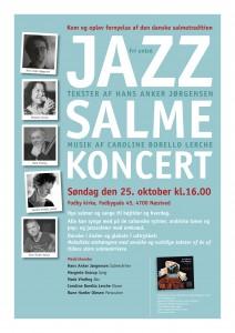 Jazz salme koncert_Næstved